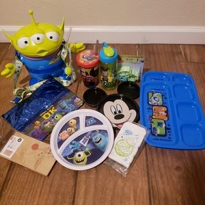 Disney alien popcorn bucket toy story